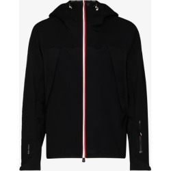 Moncler Grenoble Mens Black Maglia Hooded Jacket found on Bargain Bro UK from Browns Fashion