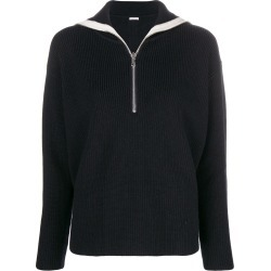 Barena zipped neck jumper - Blue found on MODAPINS from FARFETCH.COM Australia for USD $385.52