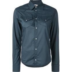 A Shirt Thing pocket shirt - Blue found on Bargain Bro India from FARFETCH.COM Australia for $185.86
