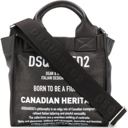 Dsquared2 printed cross body bag - Black found on Bargain Bro India from FarFetch.com - US for $690.00