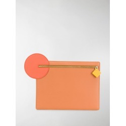 Roksanda circle zipped clutch found on Bargain Bro UK from MODES GLOBAL