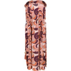 Adriana Degreas sleeveless dress - Multicolour found on MODAPINS from FarFetch.com- UK for USD $1135.31