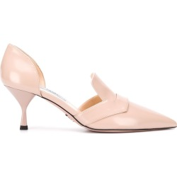 Prada pointy toe pumps - Neutrals found on MODAPINS from FarFetch.com - US for USD $830.00