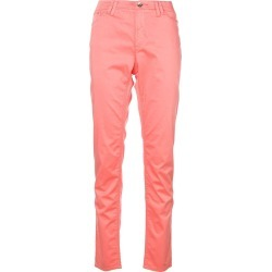 Armani Jeans straight jeans - Pink found on MODAPINS from FarFetch.com- UK for USD $124.10