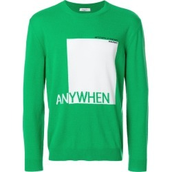 Valentino Anywhen square jumper - Green