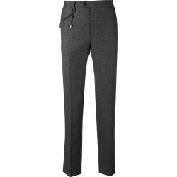 Berwich textured chinos - Grey found on MODAPINS from FARFETCH.COM Australia for USD $165.72