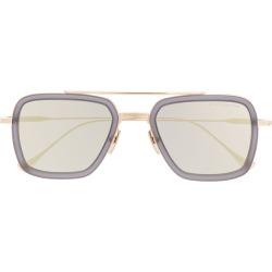 d6b82c8eea2 Dita Eyewear Flight 006 sunglasses - Gold found on MODAPINS from  FarFetch.com - US