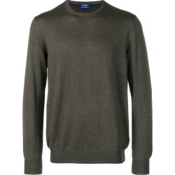 Barba crew neck jumper - Green found on MODAPINS from FarFetch.com- UK for USD $224.63