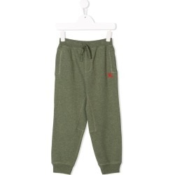 Burberry Kids Cotton Jersey Trackpants - Green