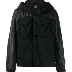 CP Company lens detail hooded jacket - Black found on Bargain Bro UK from FarFetch.com- UK
