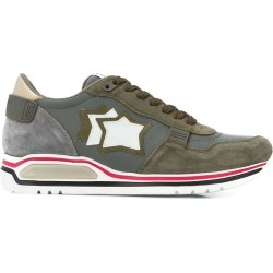 Atlantic Stars star patch sneakers - Green found on MODAPINS from FARFETCH.COM Australia for USD $227.39