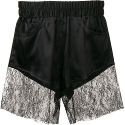 Almaz lace trim shorts - Black found on MODAPINS from FarFetch.com - US for USD $401.00