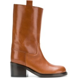 A.F.Vandevorst pull-on midi boots - Brown found on MODAPINS from FarFetch.com- UK for USD $870.07