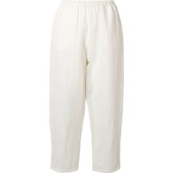Apuntob cropped trousers - Neutrals found on MODAPINS from FarFetch.com- UK for USD $335.58