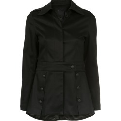 Andrea Bogosian button detail coat - Black found on MODAPINS from FarFetch.com- UK for USD $749.04