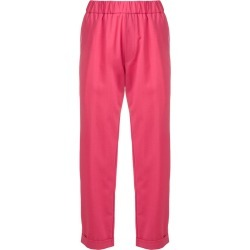 Barena tailored cropped trousers - Pink found on MODAPINS from FarFetch.com - US for USD $234.00