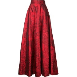 Bambah jacquard princess skirt - Red found on MODAPINS from FARFETCH.COM Australia for USD $1713.84