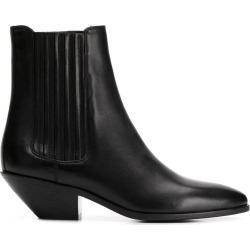Saint Laurent heeled Chelsea boots - Black found on Bargain Bro UK from FarFetch.com- UK