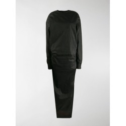 Rick Owens double-layer maxi dress found on Bargain Bro UK from MODES GLOBAL