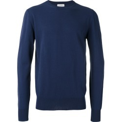 Ballantyne crew neck jumper - Blue found on MODAPINS from FarFetch.com- UK for USD $170.32