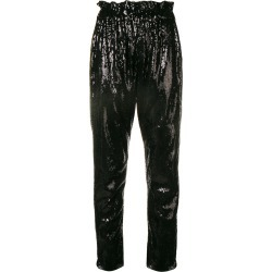 Amen high waist sequin trousers - Black found on MODAPINS from FarFetch.com- UK for USD $811.62