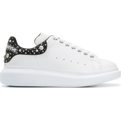 Alexander McQueen studded oversized sneakers - White found on Bargain Bro UK from FarFetch.com- UK