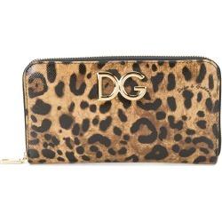 Dolce & Gabbana Continental logo plaque wallet found on Bargain Bro UK from Eraldo