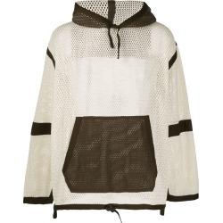 Maharishi net panelled hoodie found on MODAPINS from Eraldo for USD $279.09