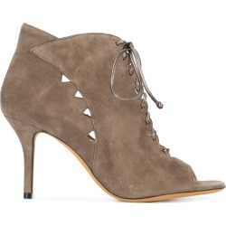 Alexa Wagner lace-up sandals - Neutrals found on MODAPINS from FARFETCH.COM Australia for USD $722.93