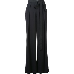 Adam Lippes flared tailored trousers - Black found on MODAPINS from FARFETCH.COM Australia for USD $1663.58