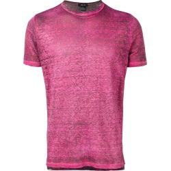 Avant Toi short-sleeve fitted T-shirt - Pink found on MODAPINS from FARFETCH.COM Australia for USD $269.59
