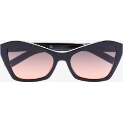 Prada Eyewear Womens Black Cat Eye Tinted Sunglasses found on Bargain Bro UK from Browns Fashion