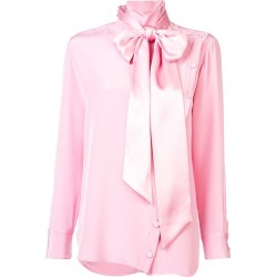 Adam Lippes detachable scarf blouse - Pink found on MODAPINS from FARFETCH.COM Australia for USD $1663.58