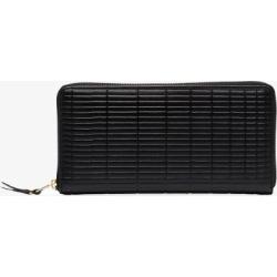 Comme Des Garçons Wallet Mens Black Brick Large Leather Wallet found on Bargain Bro UK from Browns Fashion