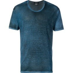 Avant Toi tie-dye round neck T-shirt - Blue found on MODAPINS from FarFetch.com- UK for USD $341.91
