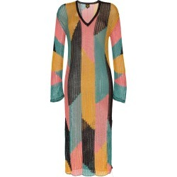 A Peace Treaty Serreno cotton kaftan dress - Black found on MODAPINS from FarFetch.com - US for USD $605.00