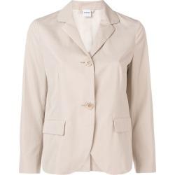 Aspesi single-breasted blazer - Neutrals found on MODAPINS from FarFetch.com - US for USD $393.00