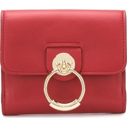 Chloé Tess small wallet - Red found on Bargain Bro UK from FarFetch.com- UK