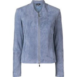 Arma short textured jacket - Blue found on MODAPINS from FARFETCH.COM Australia for USD $351.70