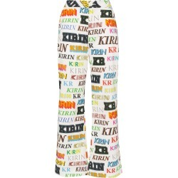 Kirin logo-printed trousers - Green found on Bargain Bro Philippines from FarFetch.com - US for $475.00