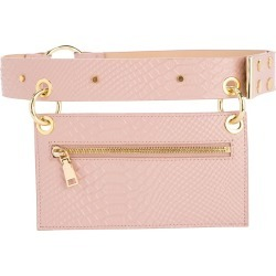 Alice Mccall Don't Be Jealous Belt - Pink found on MODAPINS from FARFETCH.COM Australia for USD $229.09