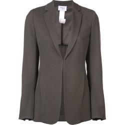 Akris Punto concealed fastening blazer - Green found on MODAPINS from FarFetch.com- UK for USD $2407.29