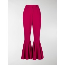 Dolce & Gabbana flared cuffs trousers found on Bargain Bro India from stefania mode for $1075.00