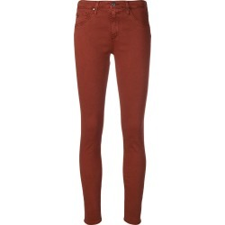 Ag Jeans skinny jeans - Brown found on MODAPINS from FarFetch.com- UK for USD $249.03