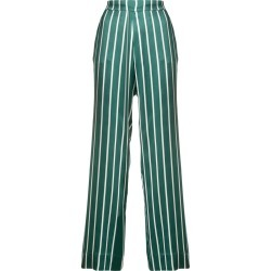 Asceno striped straight trousers - Green found on MODAPINS from FarFetch.com- UK for USD $267.73
