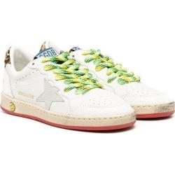 Golden Goose Kids low top star patch sneakers found on Bargain Bro UK from Eraldo