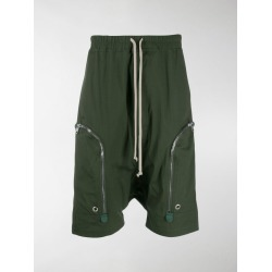 Rick Owens Cargo knee-length shorts found on Bargain Bro UK from MODES GLOBAL