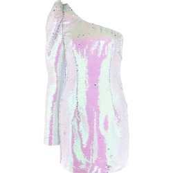 Amen one-shoulder mini dress - Pink found on MODAPINS from FarFetch.com- UK for USD $430.97