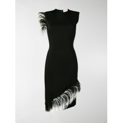 Christopher Kane feather dress found on MODAPINS from stefania mode for USD $1438.00