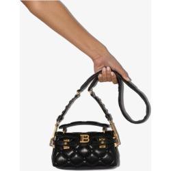 Balmain Womens Black Balm Bbuzz Bgtte 19 Lmbskn Pllw Bg found on Bargain Bro UK from Browns Fashion